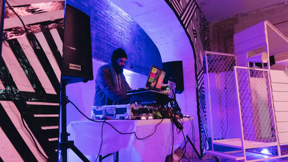 DJ David Moon