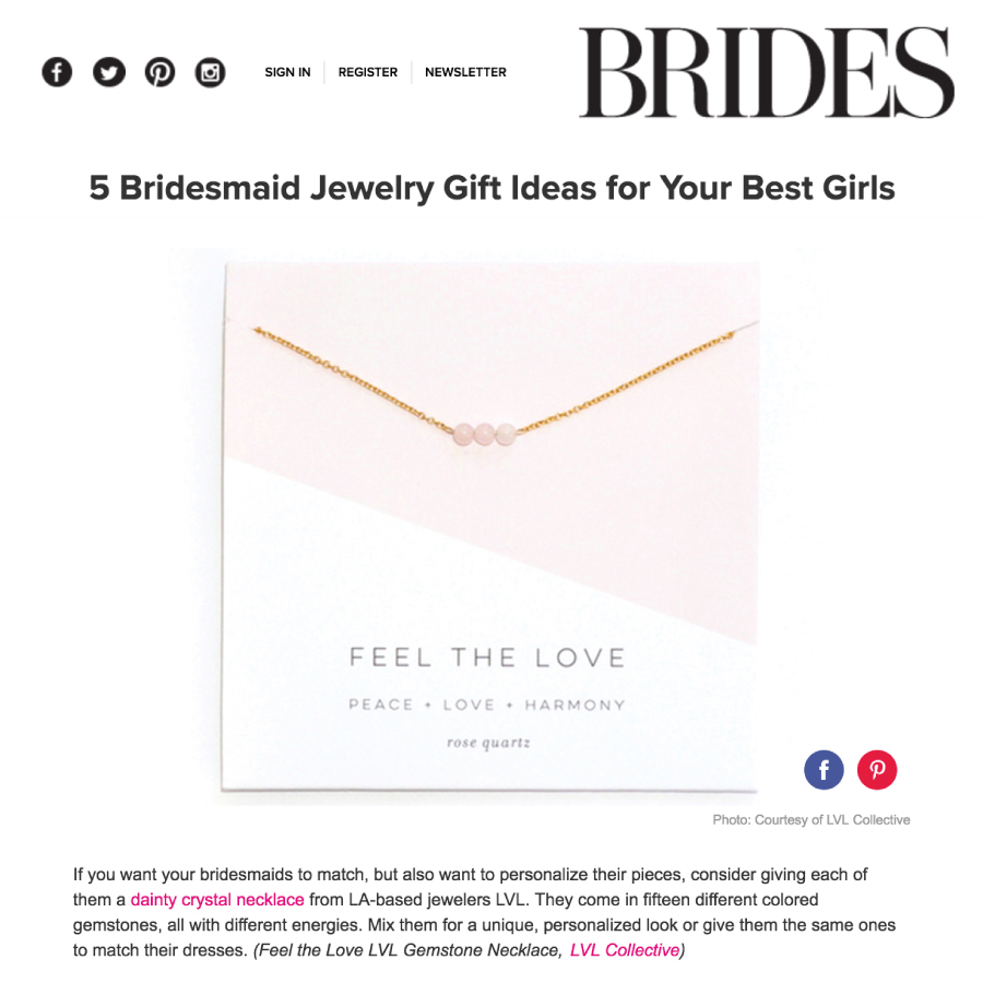 BRIDES | 2016
