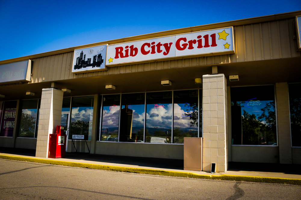 Rib City Grill Grand Junction, Colorado