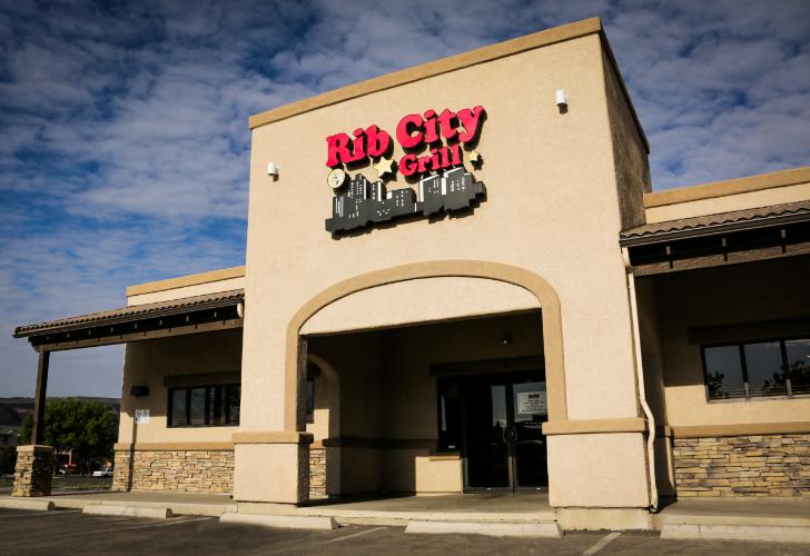 Rib City Grill Fruita Colorado