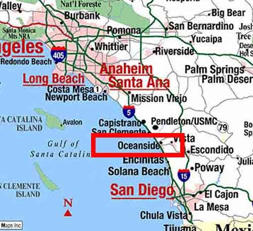 Oceanside CA The Blonde Blogs