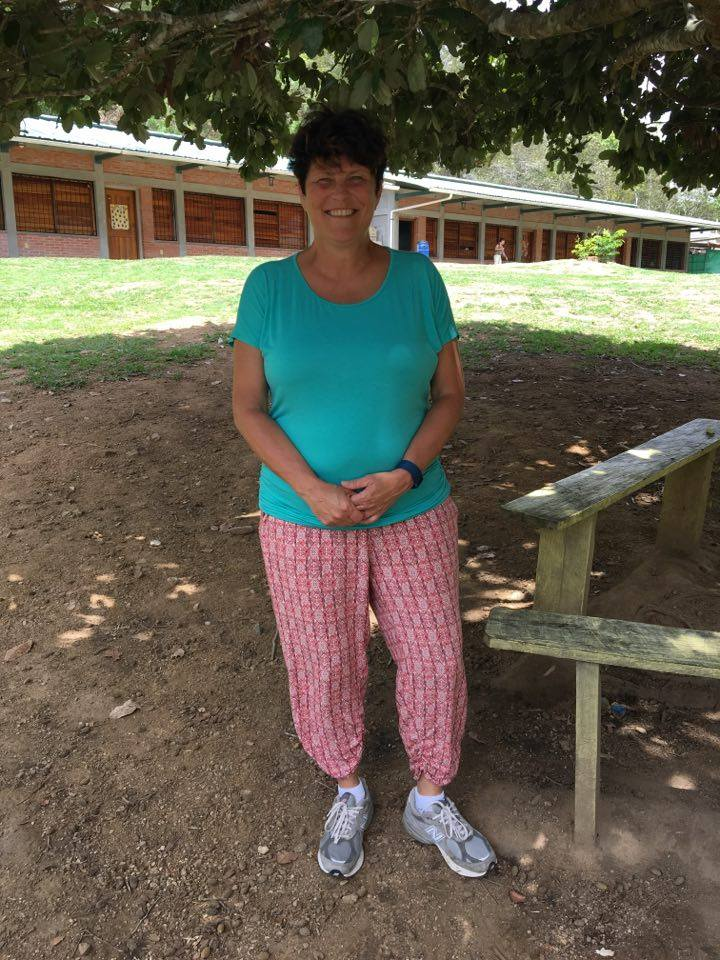 Mary Grove, 52    Hometown:  Granger, IN Mary is the mother of  Keri Grove , 2015-16 year-long volunteer.  Escuelita role:  Swim instructor