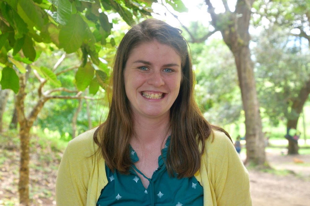 Kathryn Crawford, 26 Hometown: Stafford, VA Current Profession: History and P.E. teacher at St. William of York School Role in Escuelita: Escuelita Coordinator