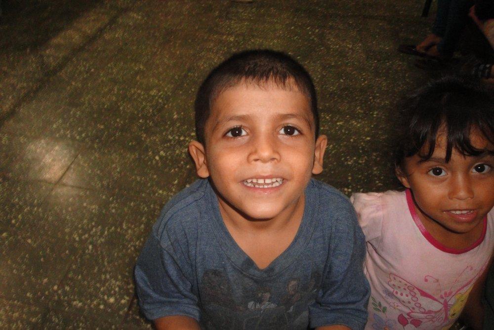 Fabian in 2014. Look how much he's grown!