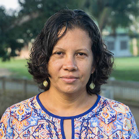 Francisca Hernandez Children's Home Coordinator