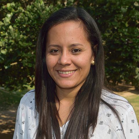 Gabriela Perdomo School Vice-Principal