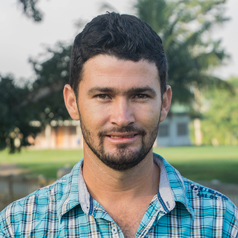 Sergio Tulio Pineda Agriculture Coordinator