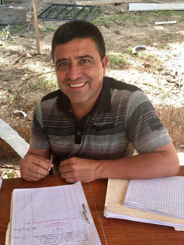 Ubil Landaverde Director of Construction