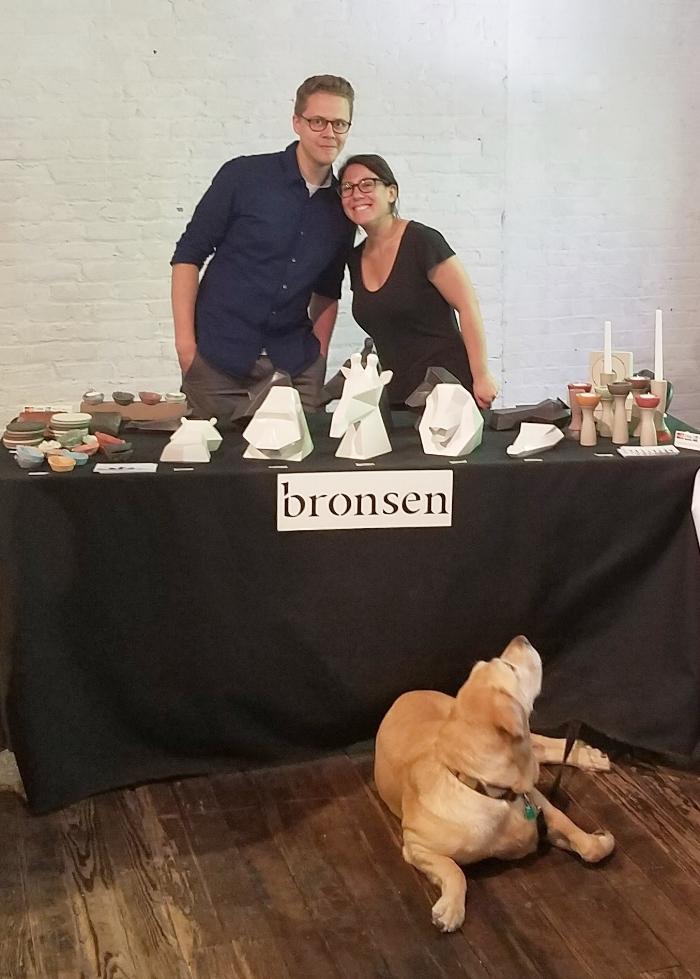 Pilar and Justin of Bronsen