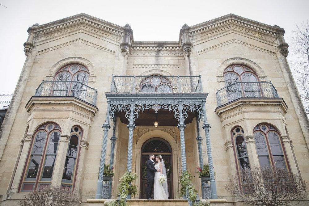 Mansion Hill Inn front shot
