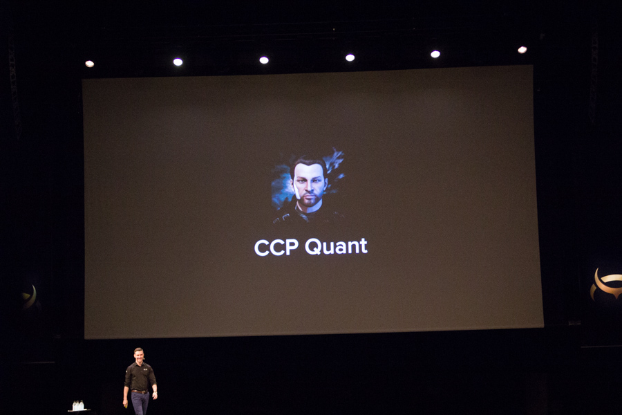 CCP Quant: Handsome and analytical