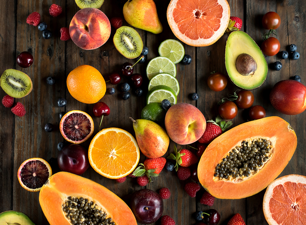 Joy Nutrition and Wellness  |   Assorted Fruit