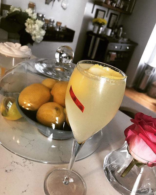 #French75 #cheers #luckygirl❤️