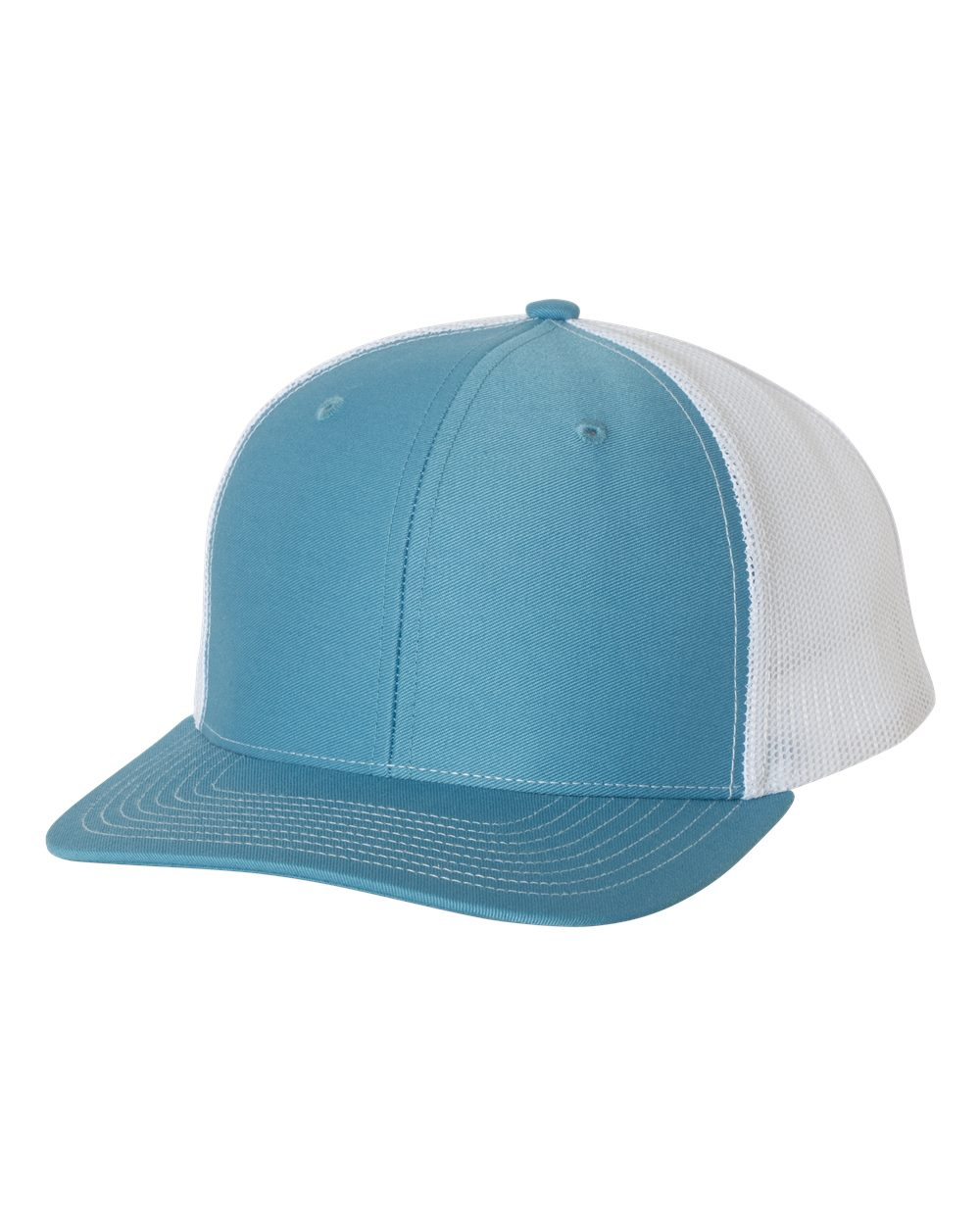 Columbia Blue / White