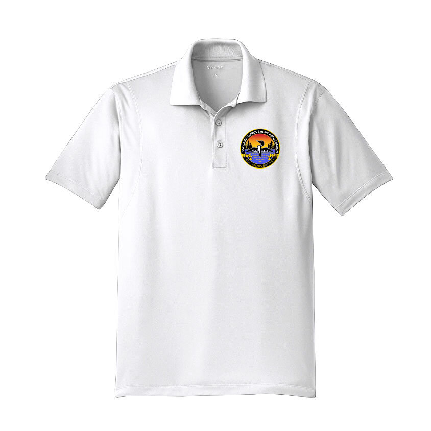 Sport-Tek Mens Sport Wick Micropique Polo Shirt