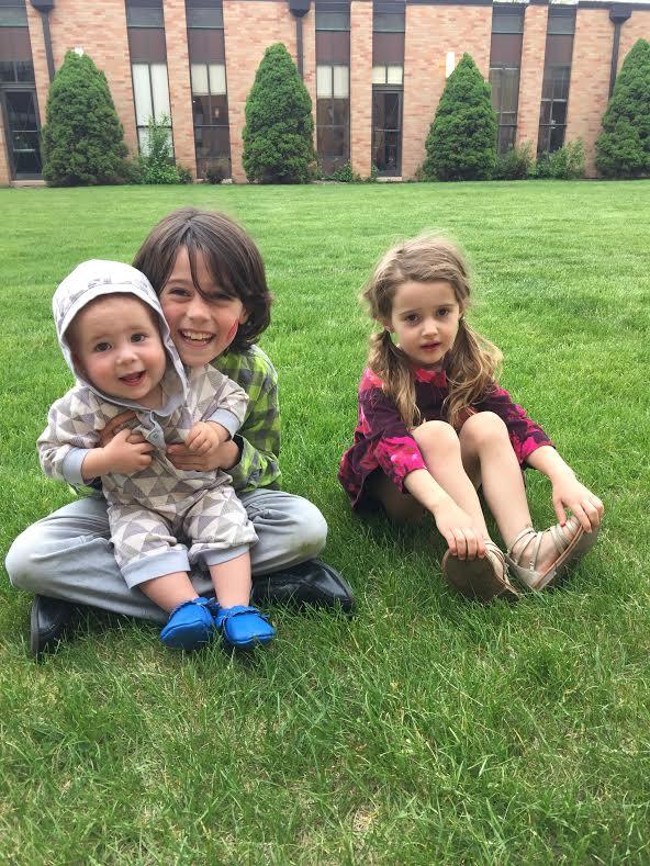 All three after Swedish School Graduation
