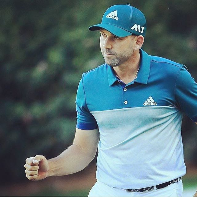 Congratulations to Sergio Garcia for winning his first major at the Masters! ⛳️🏆