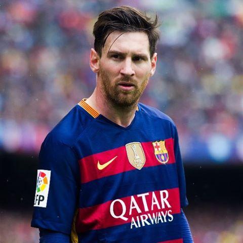 Lionel Messi scored his 500th goal for Barcelona against Real Madrid ⚽️#lionelmessi #fcbarcelona #realmadrid #futbol #500 #500goals