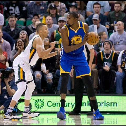 The Golden State Warriors were able to beat the Utah Jazz in game 1 of the NBA Playoffs. Will they be able to keep it up?