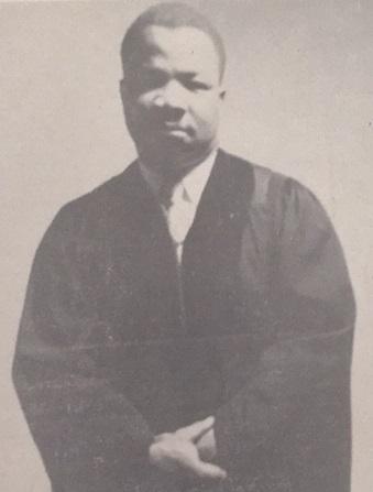 Rev. A.D. King