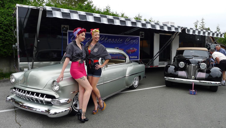 Quilt Walk & Car Show