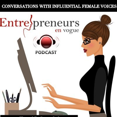 featured on entrepreneurs en vogue podcast