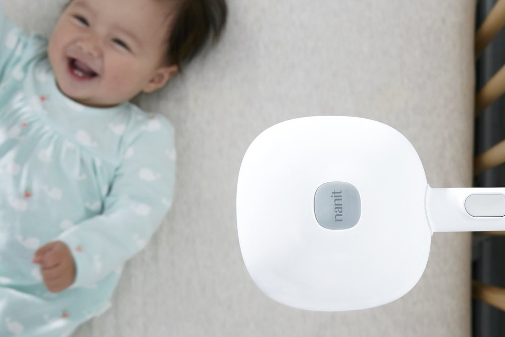 Nanit Plus Baby monitor is part video camera, part baby sleep guru.