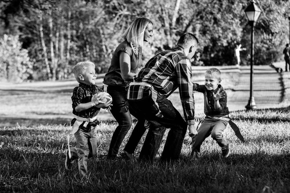 Van Bergen Family Session | Holly Springs, NC | Holly Springs Family Photographer