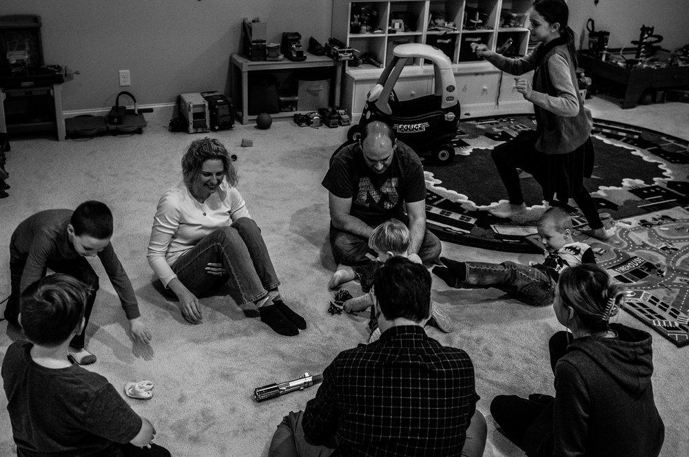 Family Photographer | Holly Springs, NC