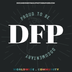 Proud to be a featured photographer at DFP