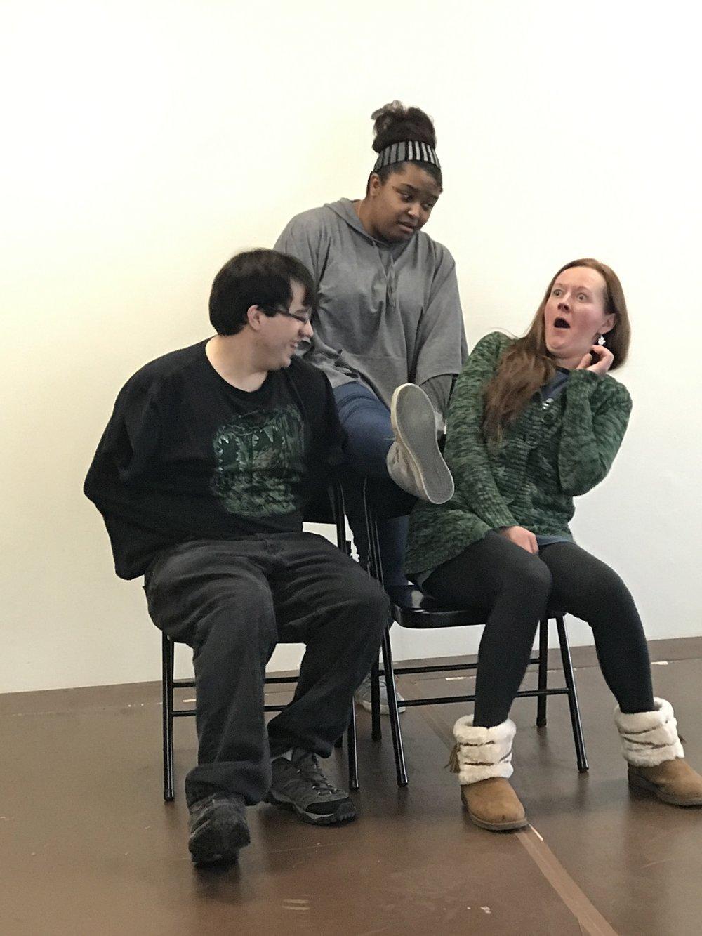 Comedy Improv