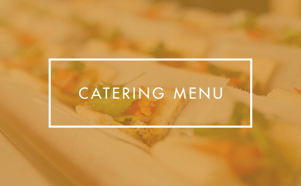 Full Urban Joe Cafe Corporate Catering Menu