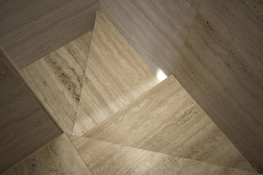 Stairs detail - Retail Design of a Jewelry Shop, Avenida da Liberdade, Lisboa