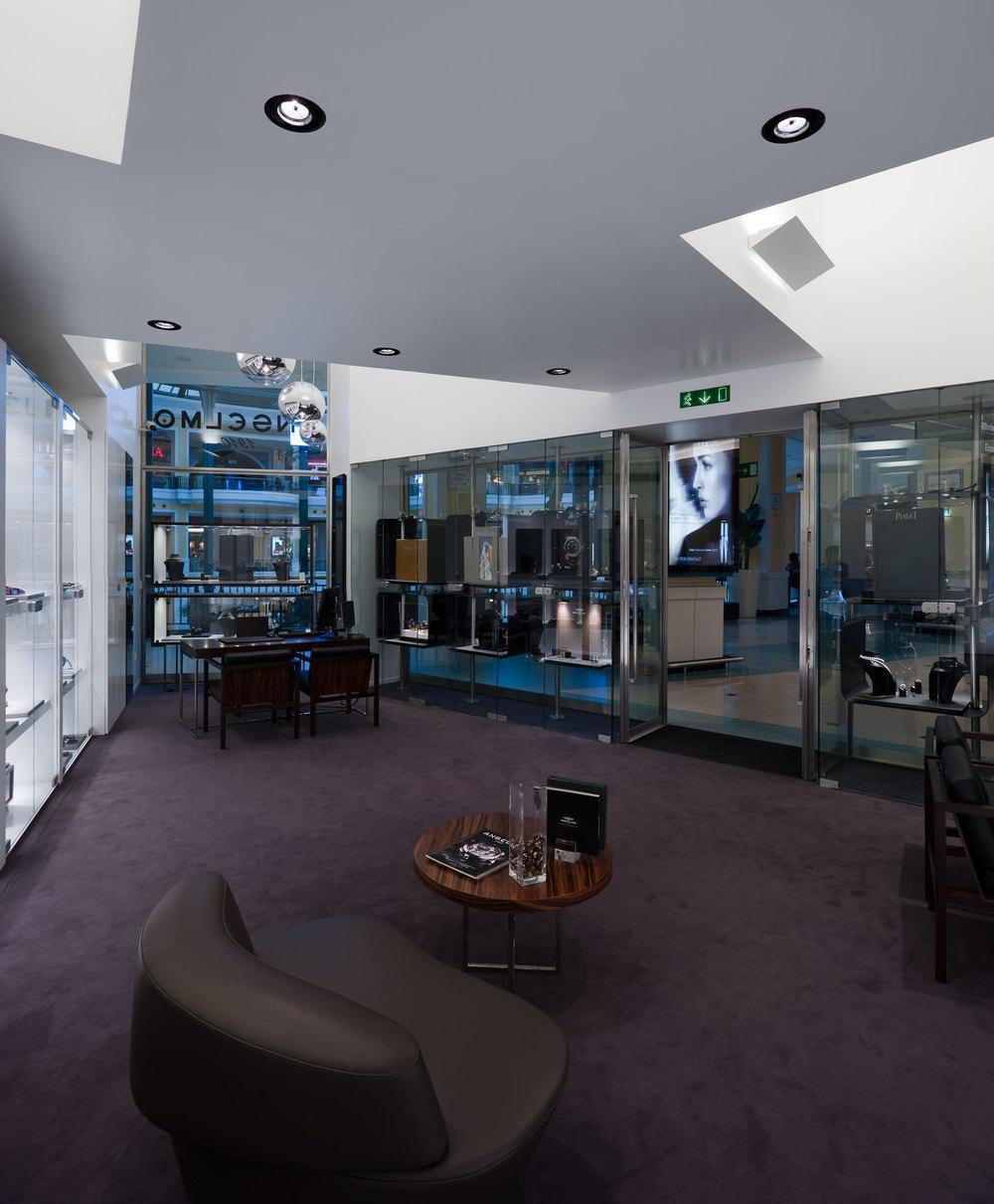 Anselmo 1910 Interior, Retail Design Anselmo 1910, 2010