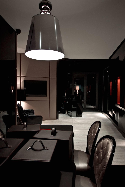 Boutique Monseo Interior, Retail Design Monseo, 2008