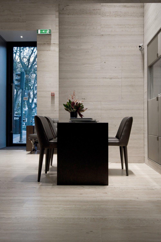 Gilles Avenida da Liberdade Interior Design, Retail Design Gilles Fine Jewelry, 2011