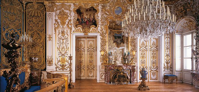 Linderhof Palace, Bavaria.