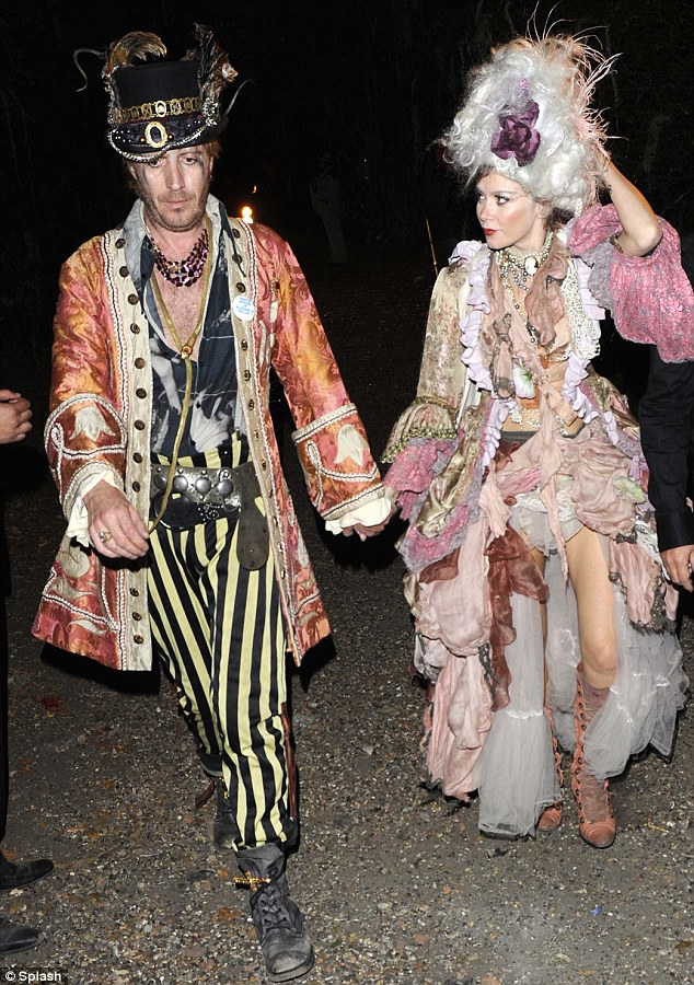 The Daily Mail - Anna Friel and Rhys Ifans.jpg