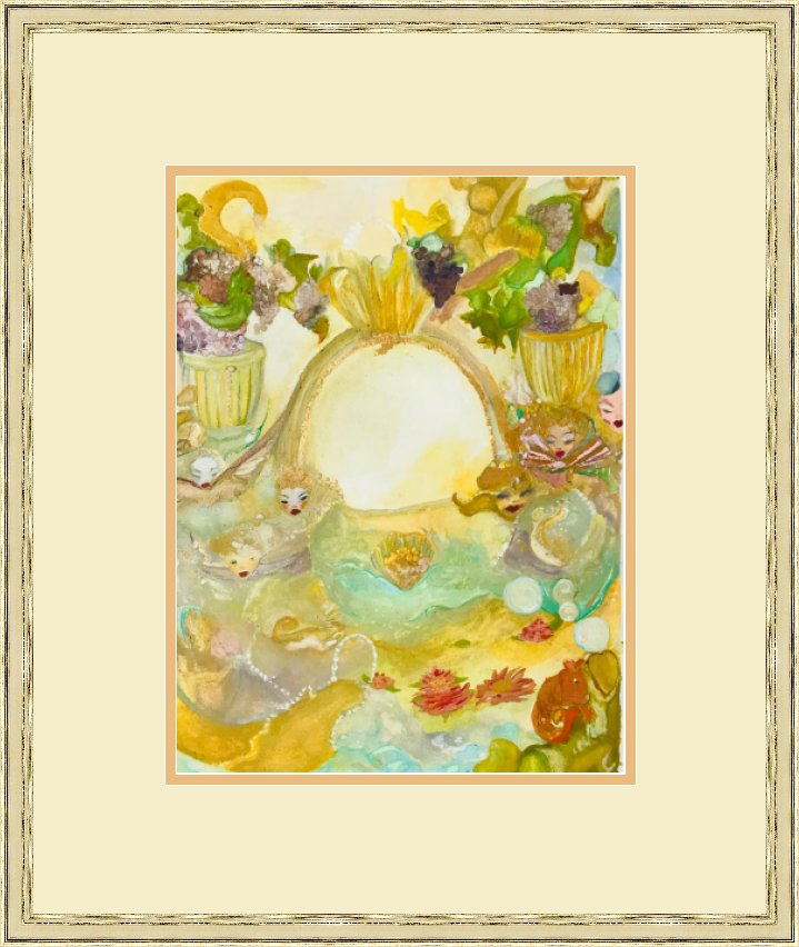 The Fairy Emporium - Fine art prints for luxury interiors framed with FSC® certified pine£175.00