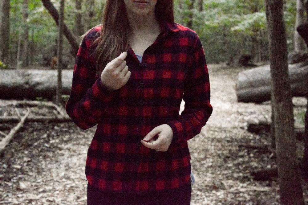 Tradlands Arapahoe Red Flannel
