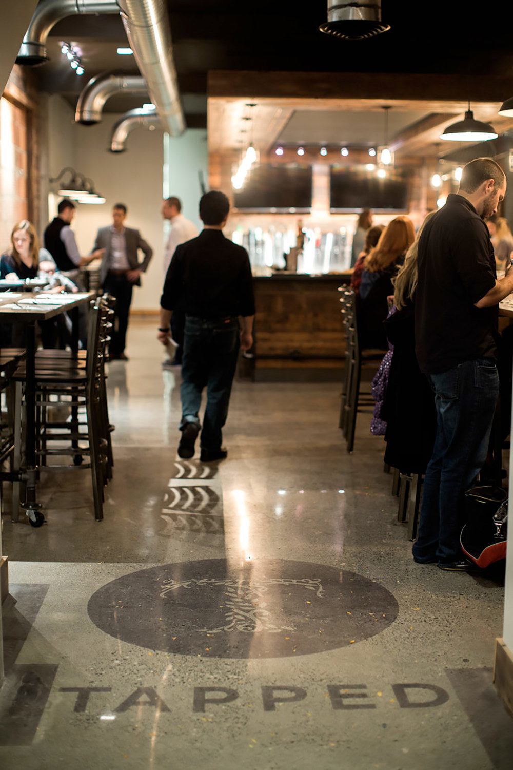 Commercial Remodel of Tapped