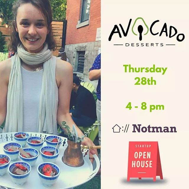 J-1 Drinks & Chocolate 🍸🍫 Let's talk Food + Tech & hang out. @startupopenhouse @cafeosmo @maisonnotman