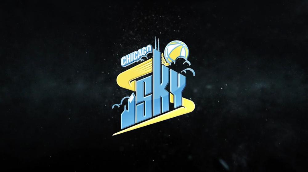 Chicago Sky Broadcast Intro
