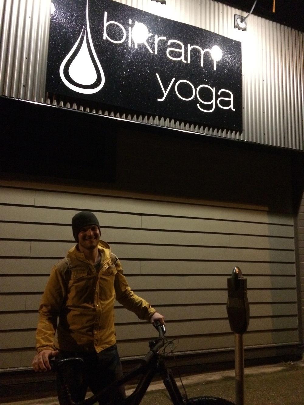 bikram yoga vernon - nomad yoga family