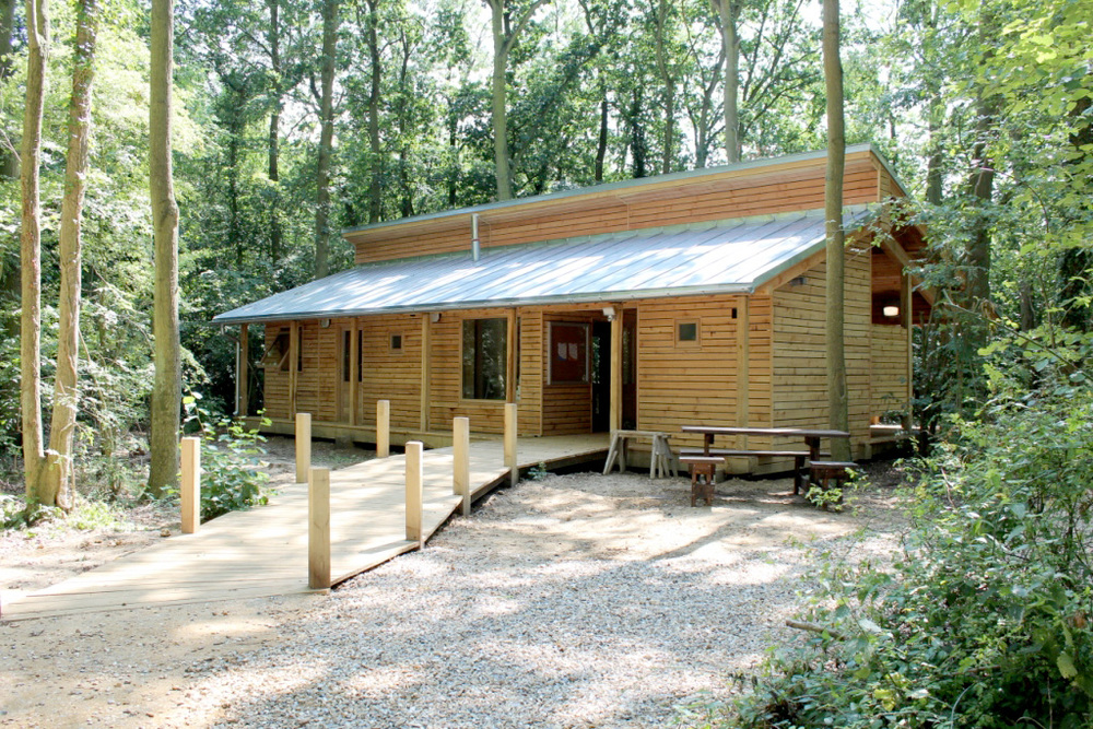 Bradfield Woods Visitor Centre