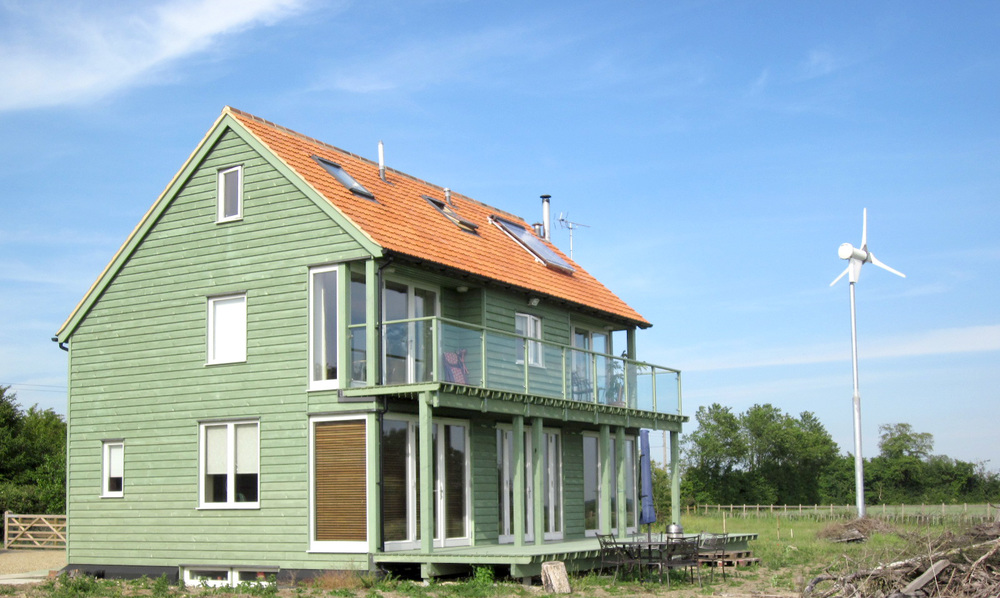 green cottage riba east award dwelling modece architects suffolk birdbrook sustainable eco