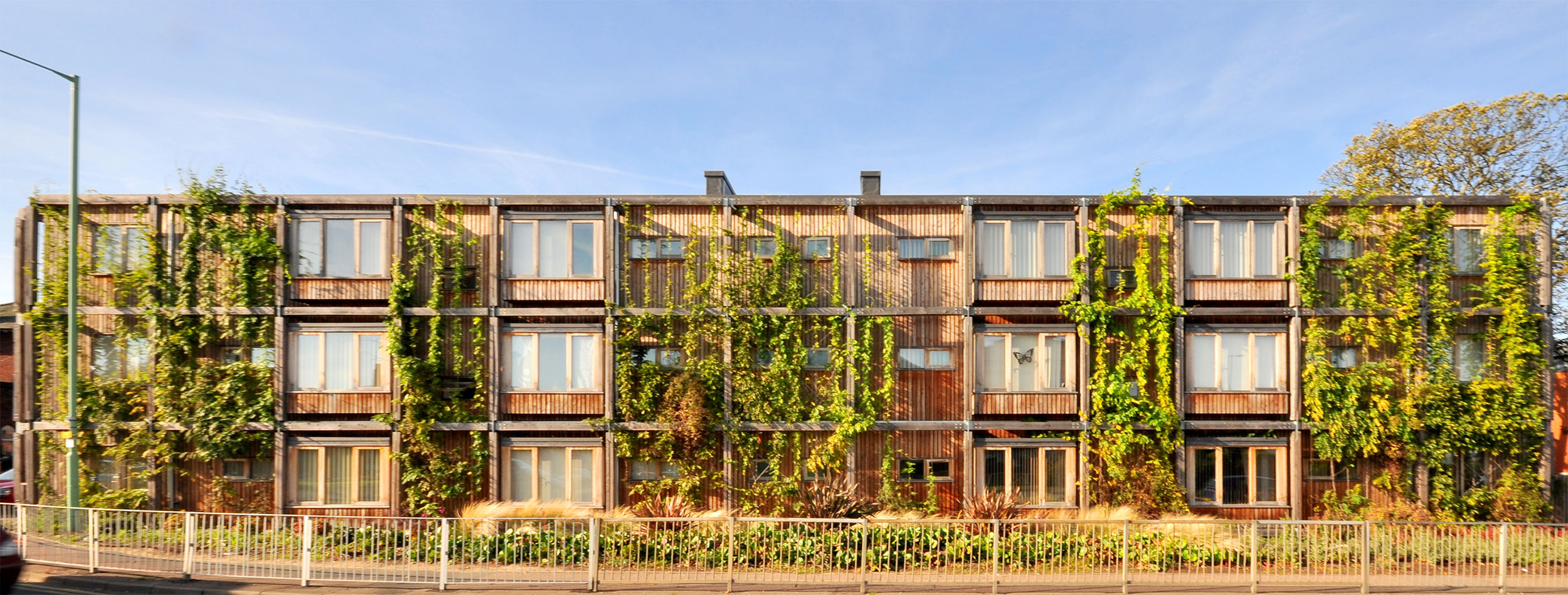kings road flats modece architects