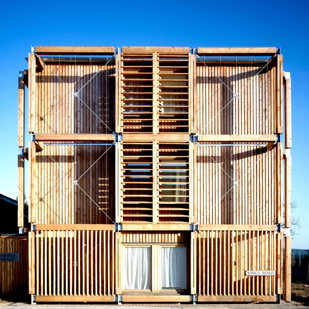 Modece architects for Carbon neutral home designs