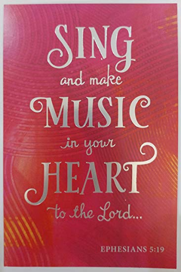Making music with your heart — Power Packed Promises