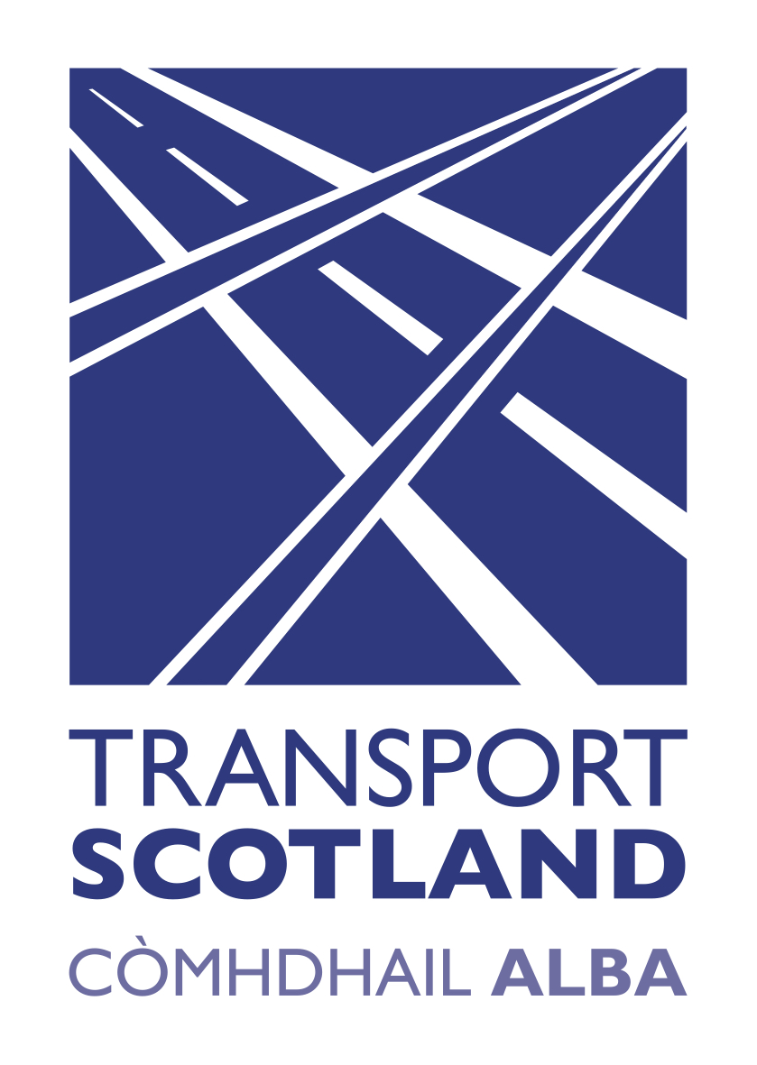 Transport Scotland Communications - corporate - identity - logo - bilingual - Gaelic - TS-BE.jpg